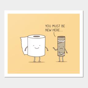 Bathroom Humor Posters And Art Prints Teepublic