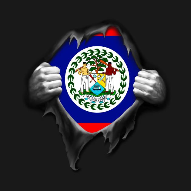 Belize flag proud belizean belize flag t shirt for Belizean style house plans