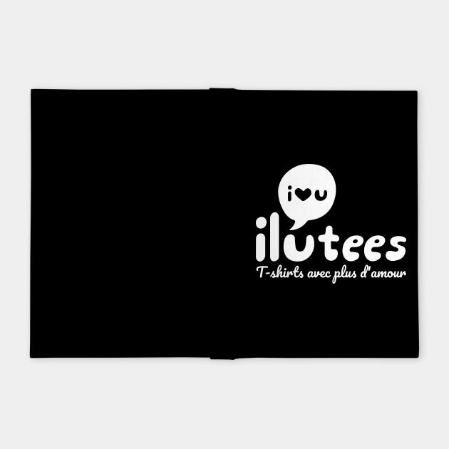 Ilutees : t-shirt avec plus d'amour