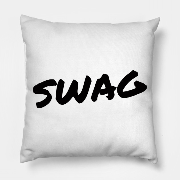 Swag Pillow