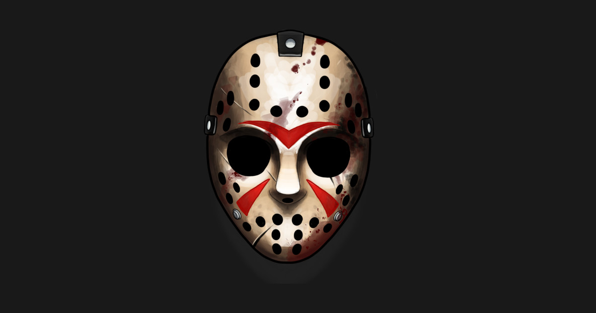 b5e27976cb2 Jason Mask - Friday The 13th - T-Shirt