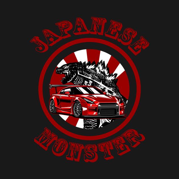 Nissan GTR 35 Monster
