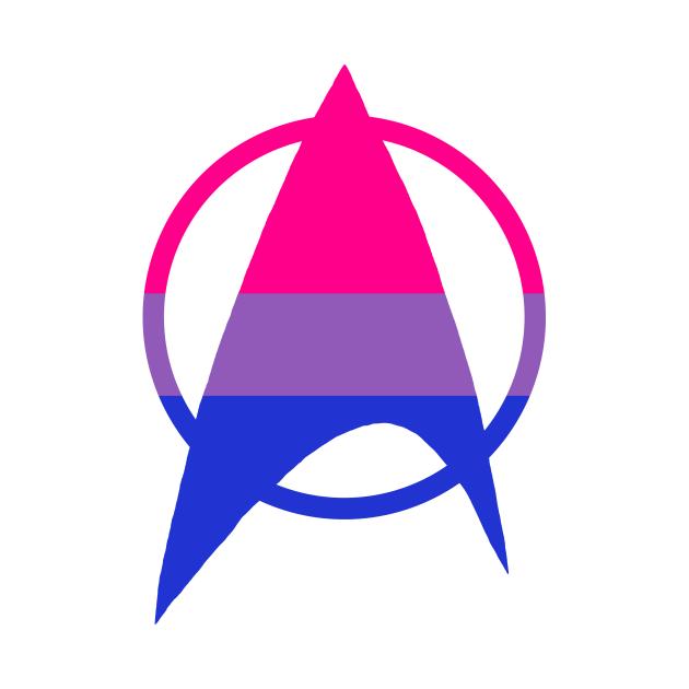Bisexual Starfleet Pride