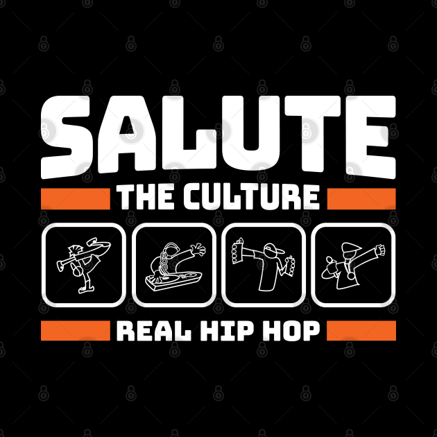 Salute the Culture