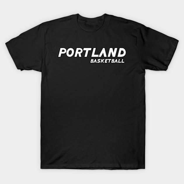71075d7c165 Portland Basketball - Nba - T-Shirt