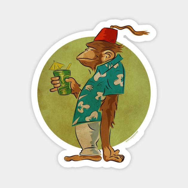 Bradbury The Chimp