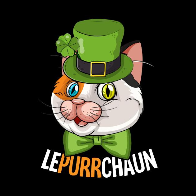 Leprechaun Cat Costume Cat Lovers St Patricks Day Cat