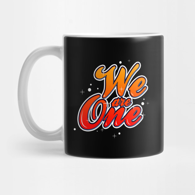 We Are One Mug