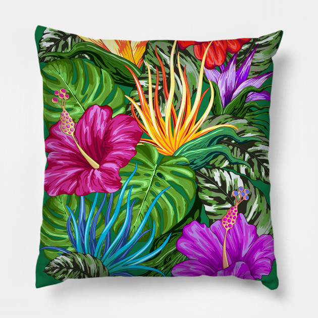 Tropical Flora Summer Mood