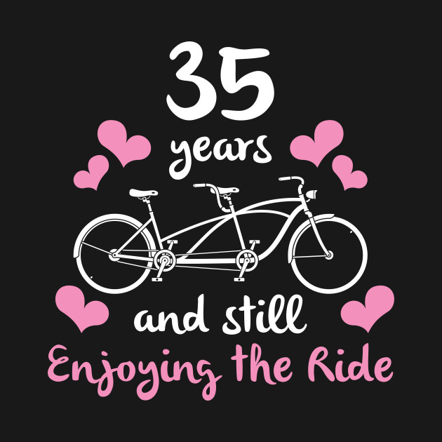 35th Wedding Anniversary 35 Years Together Gift 35th Wedding