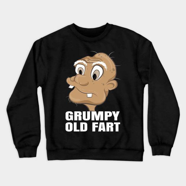 Grumpy Old Fart Funny Fathers Day Gift For Dad