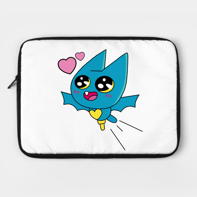 Adorabat Mao Mao Heroes Of Pure Heart Laptop Case Teepublic We love the idea of this adorable sign propped up near the dessert table or sweets station. adorabat by garciajey