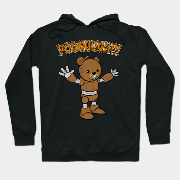 Mr. Ro-Bear Podnuuuh!!!