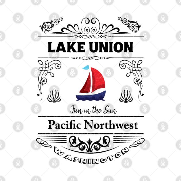 Lake Union Washington