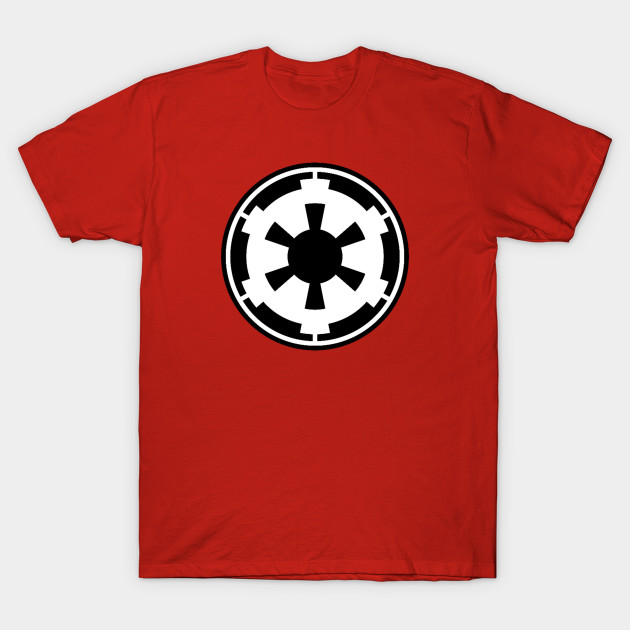 Galactic Empire Emblem Galactic Empire T Shirt Teepublic