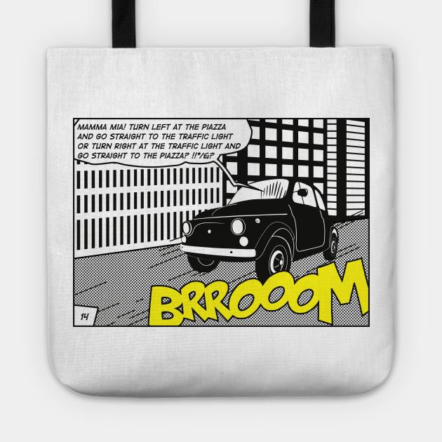 brrooom Fiat 500