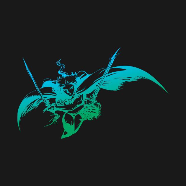 Final Fantasy III Artwork