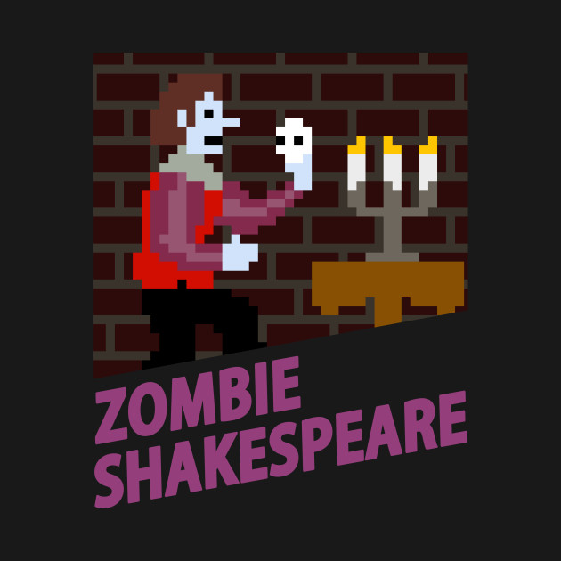 Zombie Shakespeare - Lost Video Game Archives