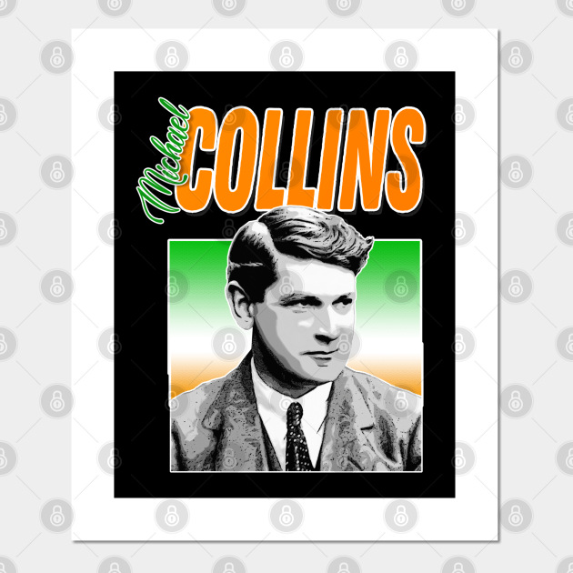 Michael Collins - Ireland / Irish Tribute Design