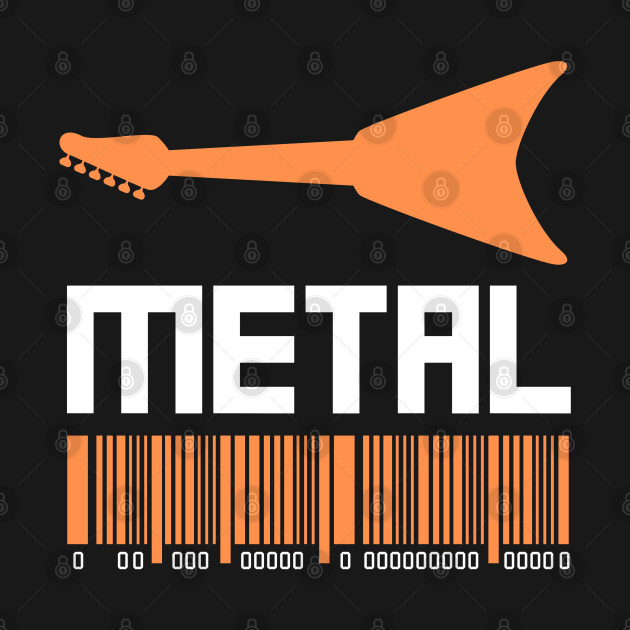 Metal Music Guitar