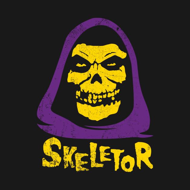 Skeletor Misfits