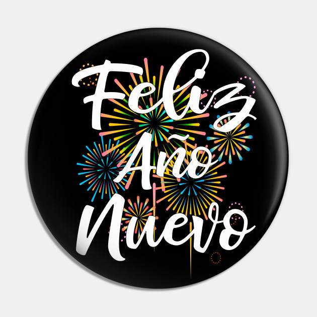 Fireworks Matching Gift Happy New Year Feliz Ano Nuevo 2020