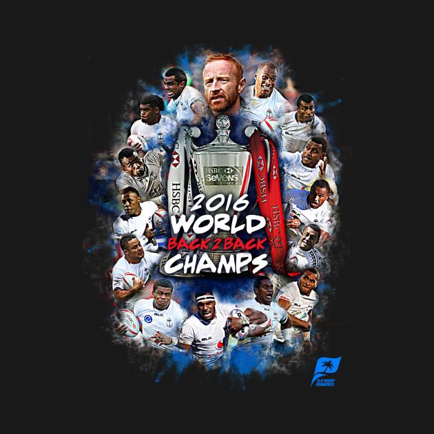 2016 World Back 2 Back Champs