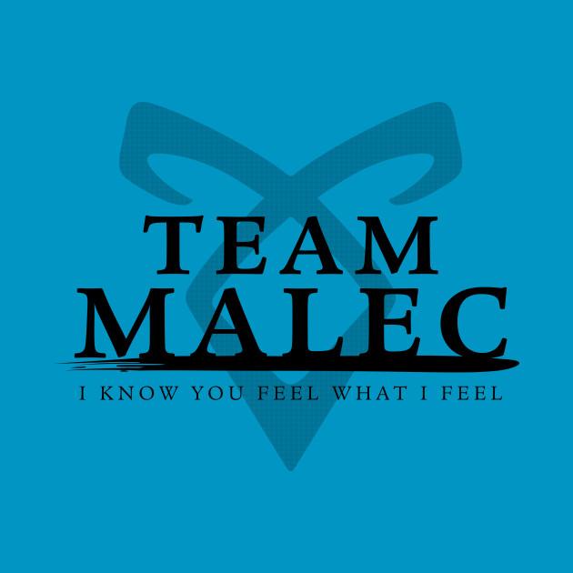 Shadowhunters - Team Malec