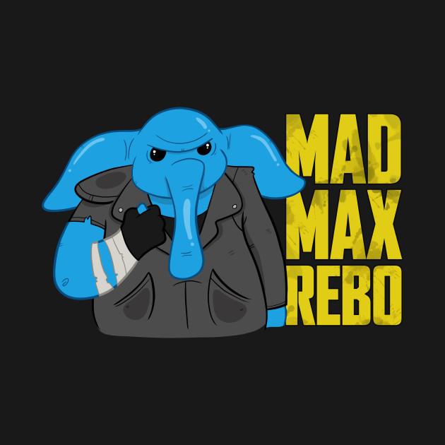 Mad Max Rebo