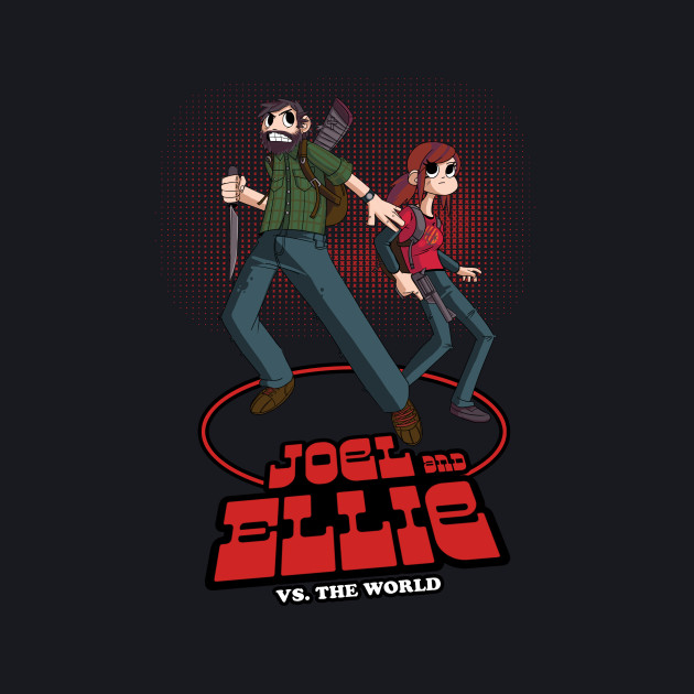 Joel and Ellie vs. The World