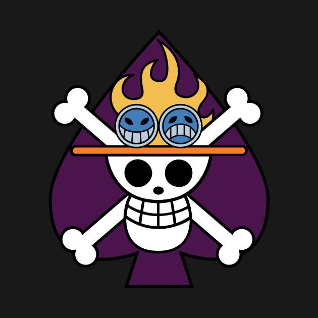Ace Flag - One Piece