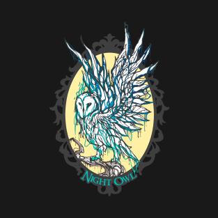 Night Owl t-shirts