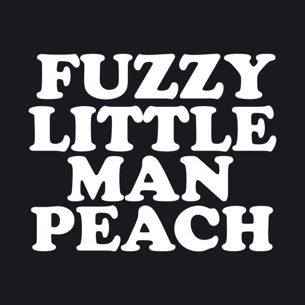 The Mighty Boosh - Fuzzy Little Man Peach (Old Gregg)