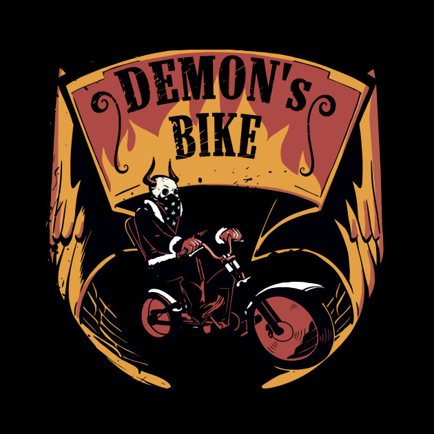 Demon's bike