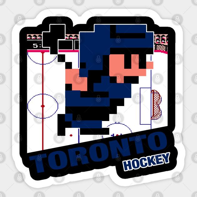 Toronto Hockey Toronto Maple Leafs Sticker Teepublic