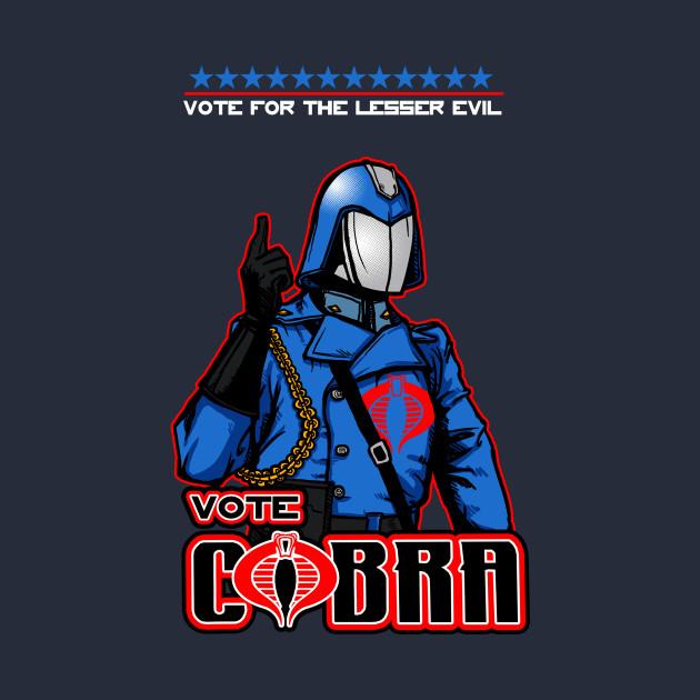 Lesser Evil T-Shirt