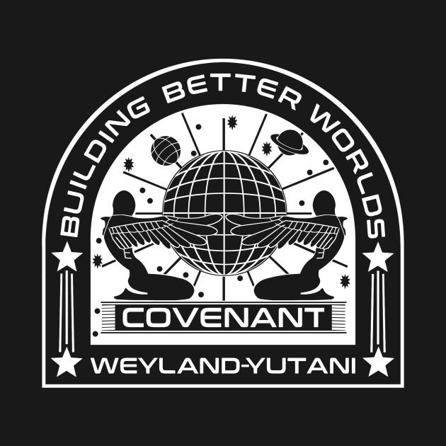 Alien Covenant Mission white