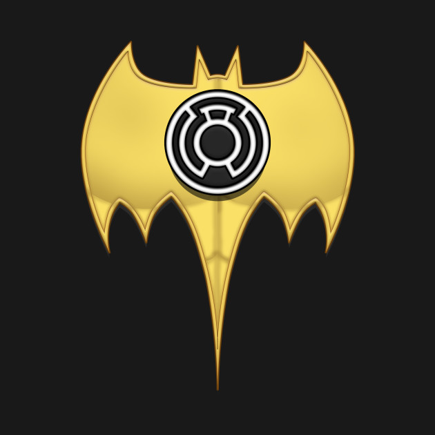 Dark Knight Of The Sinestro Corps Batman T Shirt Teepublic