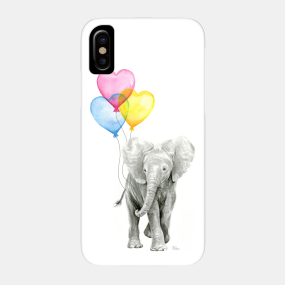 purchase cheap 4eedd 3af32 Baby Elephant Phone Cases - iPhone and Android   TeePublic