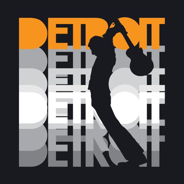 Detroit Guitar Smash