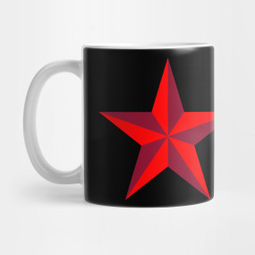 red star toile rouge estrella roja roter stern stella rossa ussr t shirt teepublic. Black Bedroom Furniture Sets. Home Design Ideas