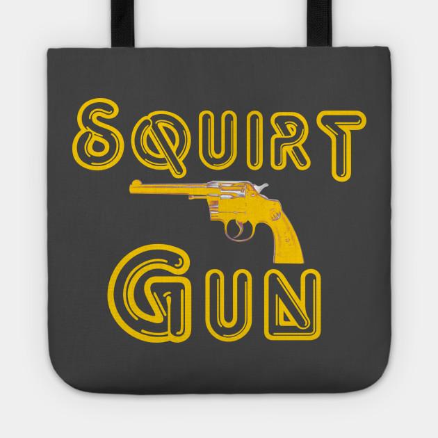 Squirt Gun logo