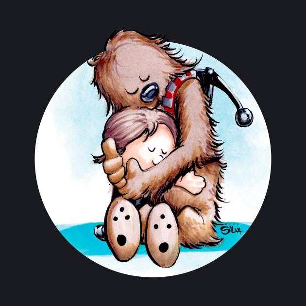 Wookiees need love too!