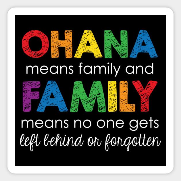 Image result for ohana means