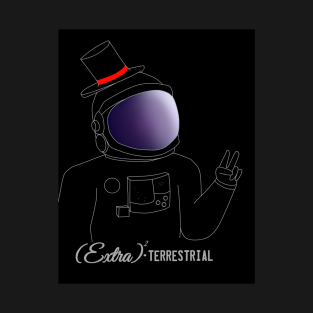(extra)-terrestrial t-shirts
