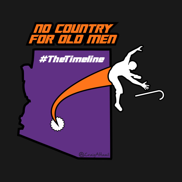 Phoenix No Country For Old Men #TheTimeline