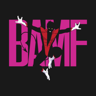 BANF (Nightcrawler) t-shirts