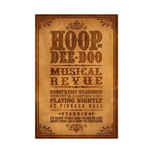 Hoop Dee Doo Musical Review Disney World