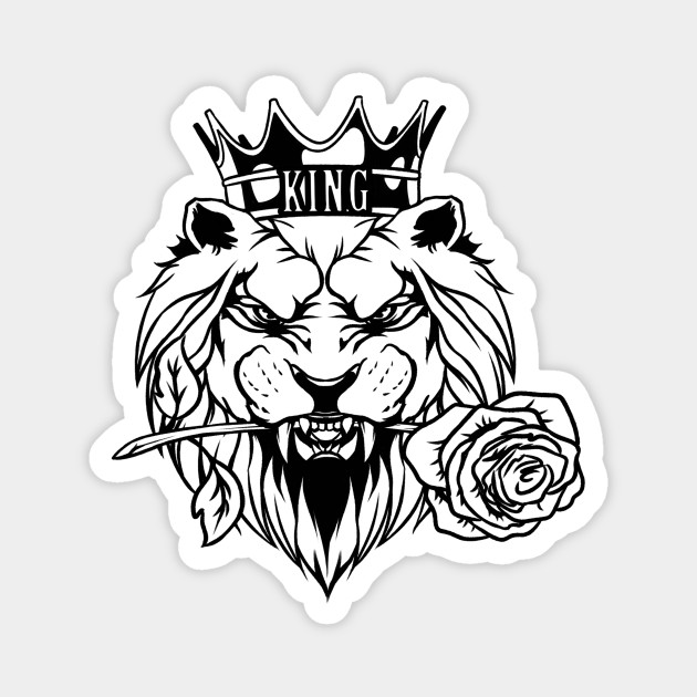 Lion, Rose, The King