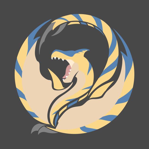Roaring Wyvern - Tigrex